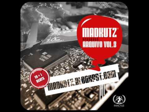 Madkutz - Deep Mood/ Bagdad Begho/ Enuff /Junglehall (Instrumentais)(Arquivo Vol.3)