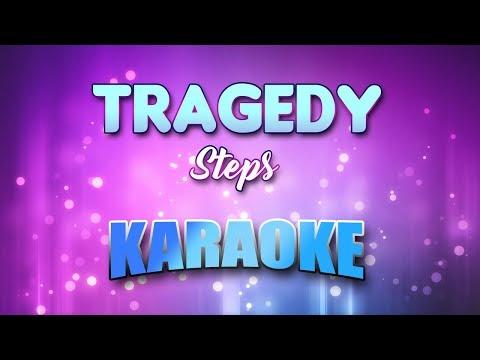 Steps - Tragedy (Karaoke version with Lyrics)
