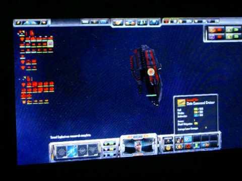 Sins Of A Solar Empire TEC Ships