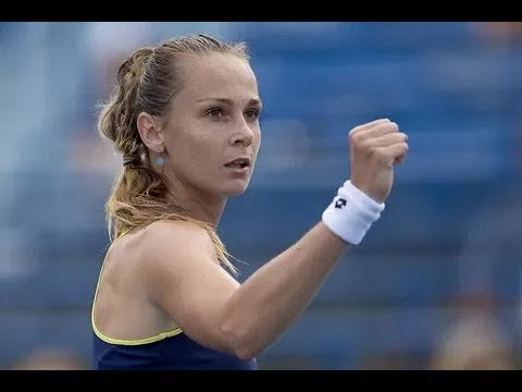 Magdalena RYBARIKOVA vs Maria SHARAPOVA Highlights WTA  Moscow 2017