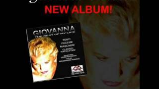 "Giovanna Nocetti Official: ""Torna a Surriento""    NEW ALBUM!!"