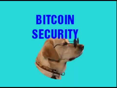 HOW SECURE IS BITCOIN REALLY...............?