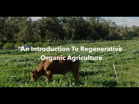 Regenerative Organic Certification (2018)