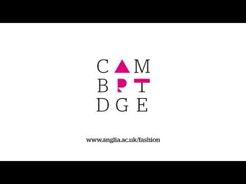 Cambridge School of Art Fashion Show 2017 - full video