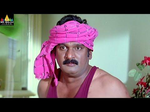 Krishna Bhagwan Comedy Scenes Back to Back | Vol 5 | Non Stop Telugu Comedy | Sri Balaji Video