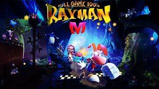 Rayman M: Multiplayer (Windows 10) - Full Game 100% HD Walkthrough - No Commentary