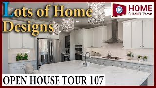Open House 107 - The Homes at Springfield Pointe in Bloomingdale IL from North Mark Homes