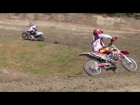 castellarano cross valley LUDO 181 Honda crf 250 r