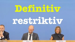 19. Juni 2019 - Bemerkenswerte Bundespressekonferenz | RegPK thumbnail