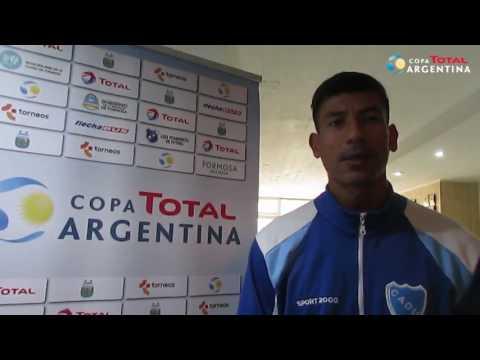 Javier Velázquez - Defensores Unidos de Zárate