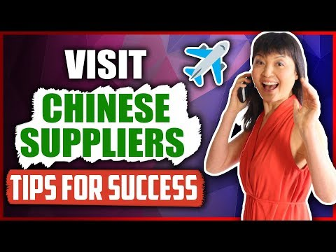 PART III - CHINESE SUPPLIER VISIT || FACTORY MEETING