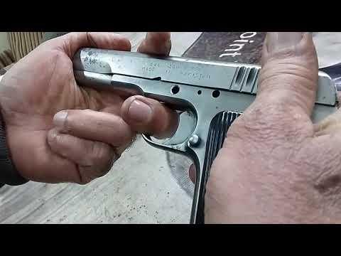 30 bore pistol assembling