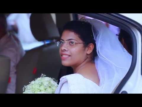 A Kerala Pentecost Wedding Highlights of BOBAN + BLESSY By V4 Creative Media Trivandrum-9567581374
