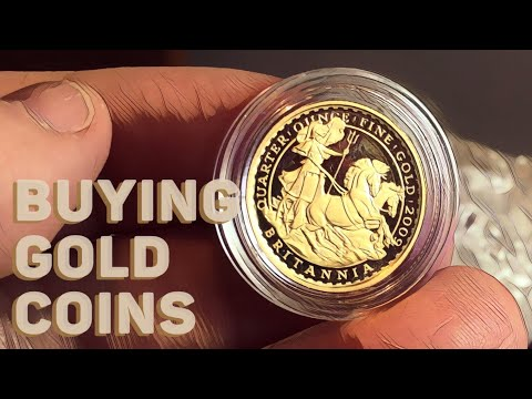 Buying Gold Coins | Mintage Rarity | Best Strategy?