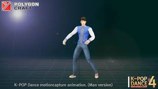 K-POP Dance 4 (Man Loop)