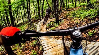 Sorry Whistler, the best trails in the world are in Quebec | Mountain Biking Sentiers du Moulin