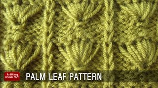 Strawberry Leaf Knitting Pattern : Knitting Strawberry Stitch Pattern Tutorial 13 Knit Stitch ...