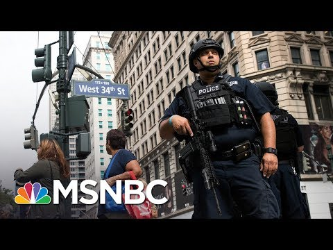 U.S. Authorities Increase Security After Manchester Attack | MSNBC