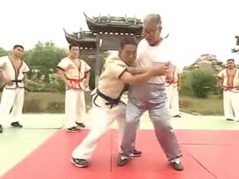 Techniques du Shuai Jiao école de Sifu Wang Wenyong