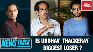 Is Uddhav Thackeray The Biggest Loser In Maharashtra Politcal Drama? | News Track Debate