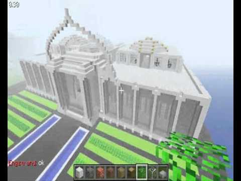 Minecraft Epic Buildings Youtube
