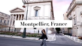 5 Days trip to Montpellier, France 🌴