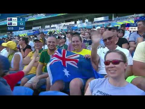 Commonwealth games rugby 7s 2018