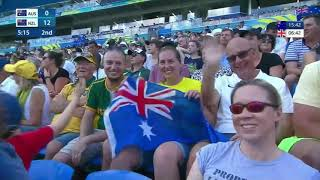 Commonwealth games rugby 7s 2018 - New Zealand Vs Australia (women)