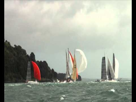 Coastal Classic 2012 Start - Carnage!!