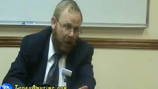 The 12th principle of Rambam: Mashiach and Misnagdim part 3  2009_11_25