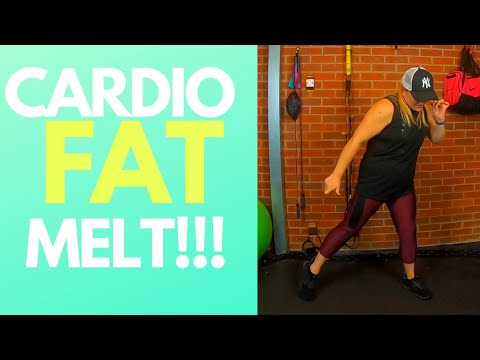 Easy Cardio FAT MELT HOME WORKOUT + Healthy Raspberry Muffin recipe Vlog19 WEEK 11 my Weight Loss