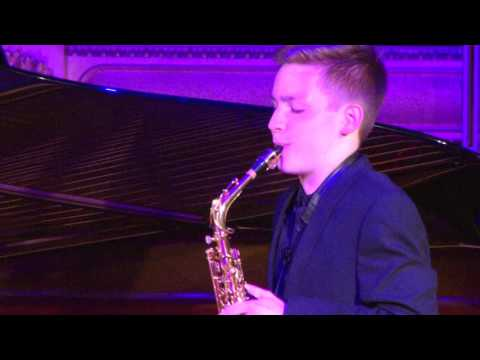 Three pieces for Saxophone by Michael Lawson