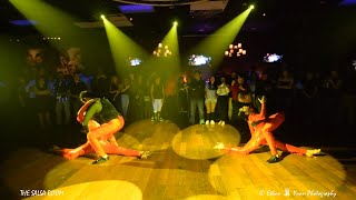 ZAFIRE DC Interviewed By NOELIA & Salsa Dance Performance At THE SALSA ROOM