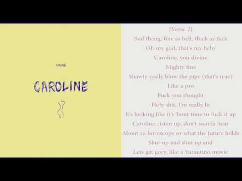 Caroline Aminé  Lyrics
