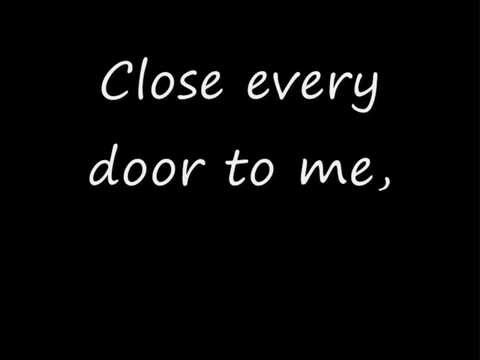 Close Every Door - Joseph Lyrics