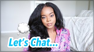 Let's Chat | Sis, you need Jesus, BLM + Finding light during darkness - Ify Yvonne
