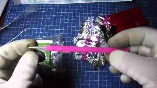"""Распаковка DIY набора -  """"Алмазная вышивка"""" или самоклеящаяся мозаика"""
