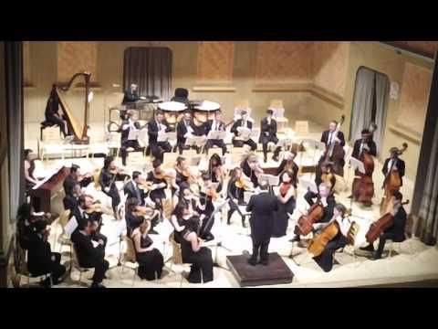 Trittico Botticelliano - O. Respighi (Orchestra del Conservatorio