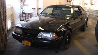 CRAIGSLIST: 1990 MUSTANG 5.0 PURCHASE ROAD TRIP