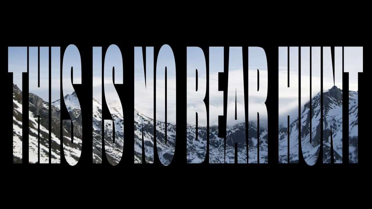 THIS IS NO BEAR HUNT (Feature Documentary by Elit Pictures)