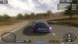 GM Rally Gameplay - PC - Maxed Out on 8800TS |HD|