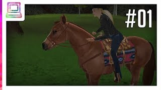 Let's Ride! Silver Buckle Stables (part 1) (Horse Game)
