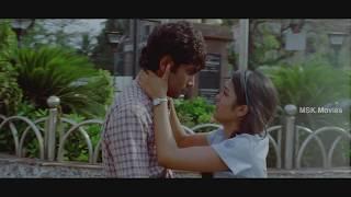 Gayathri Kissing Arjun @ Public - Ponmaalai Pozhudhu Tamil Movie Scenes