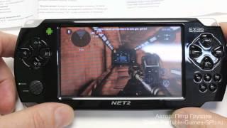 Exeq NET 2 - обзор игровой приставки