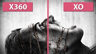 The Evil Within – Xbox 360 vs. Xbox One Graphics Comparison [Full HD]