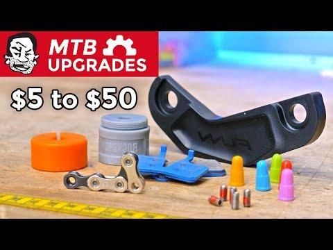 11 Super Cheap MTB Upgrades