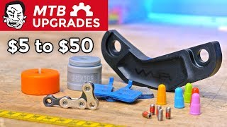 11 Super Cheap MTB Upgrades