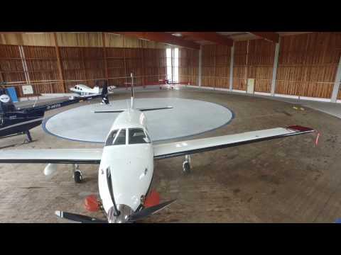 ALTO Aircraft Hangar Carousel