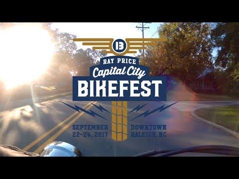 Ray Price Capital City Bikefest 2017 / Raleigh NC Carolina Bike Rally / Good Motorcycle Morning
