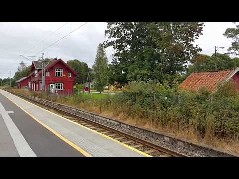 Torp train station (Norway)